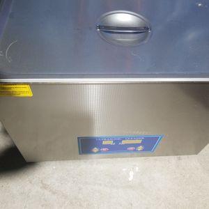 Ultrasonic cleaner New for Sale in Pomona, CA