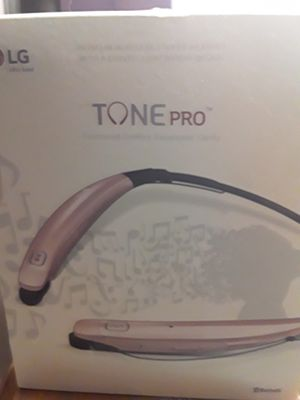 Tone pro lg bluetooth headphones for Sale in Royal Oak, MI