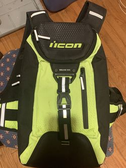 Icon Motorcycle Backpack for Sale in Fairfax,  VA