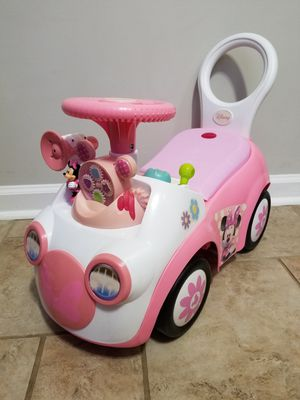 Minnie mouse ride on for Sale in Williamsburg, VA