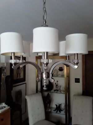 Beautiful light fixture/completely working for Sale in North County, MO