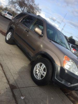 Honda CR-V for Sale in Stockton, CA