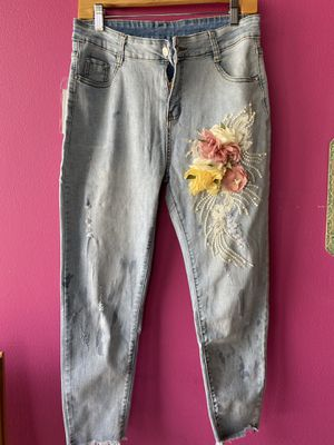 Unique design jeans for Sale in Bloomfield Hills, MI