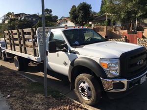 Ford f450 diesel for Sale in Windsor Hills, CA