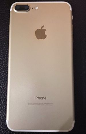 iPhone 7 Plus 128GB Great Conditions Unlocked for Sale in River Forest, IL