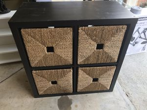 Cube organizer for Sale in Clifton, VA