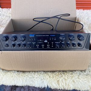 Pyle PTA66BT 6-Channel 600W Bluetooth Home Audio Stereo Amplifier Receiver System for Sale in Las Vegas, NV