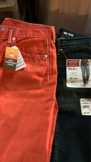 Brand new men's Levi jeans for Sale in Columbus, OH