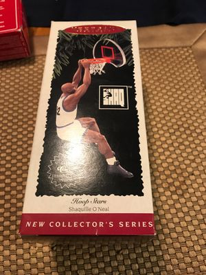 Hallmark vintage Shaquille O'Neal Christmas ornament for Sale in Lewiston, NY