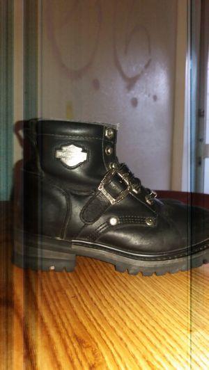 Harley Davidson boots size 6 for Sale in Staunton, VA