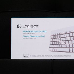 Logitech Lightning Keyboard for iPad (New) for Sale in Highland Park, IL