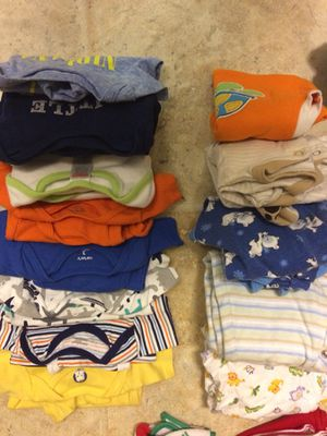lots of baby boy and baby girl clothes for Sale in Marengo, OH