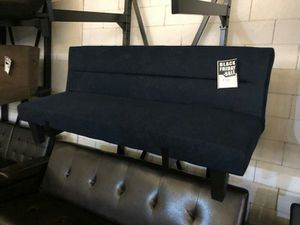 Blue Futon for Sale in Dallas, TX