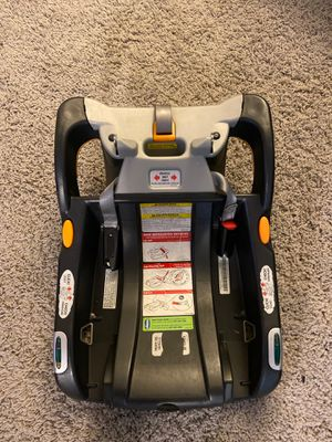Chicco KeyFit car seat base for Sale in Olympia, WA