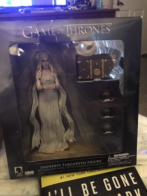 Dark Horse Deluxe Game of Thrones Daenerys for Sale in Tempe, AZ