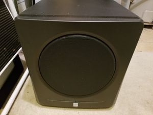 Subwoofer-JBL 200w $400 Negotiable for Sale in Boyds, MD