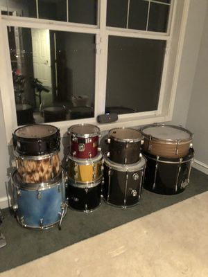 Load of drums. for Sale in Newcastle, WA