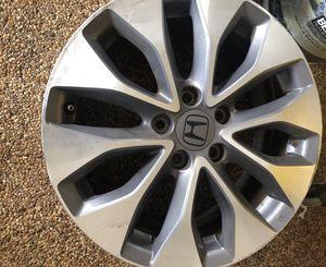 Original Honda Accord 17 inch 4 rims like new for Sale in Orlando, FL