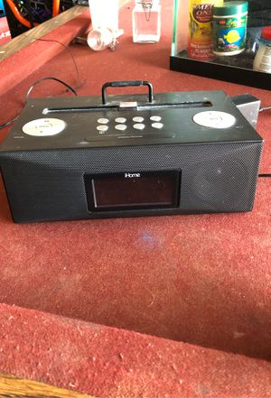 IHome stereo system for Sale in Nashville, TN