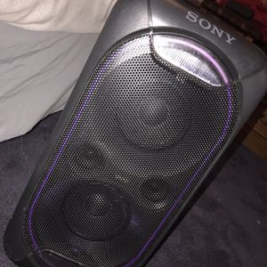 Sony XB890 High Power Portable Bluetooth Speaker for Sale in Salt Lake City, UT