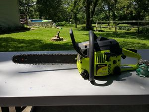Poulan Chainsaw for Sale in Morrison, IL