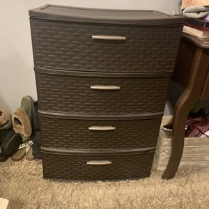Plastic Drawer for Sale in Puyallup, WA