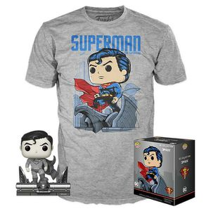 1x SUPERMAN Pop + T-Shirt Size L for Sale in Clinton, MD