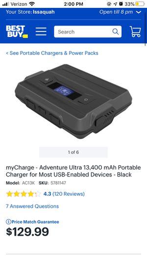 Battery 🔋 Bank for Sale in Bellevue, WA