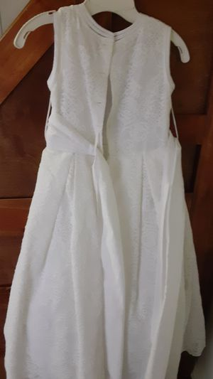 First communion dress size 8 years for Sale in Addison, IL