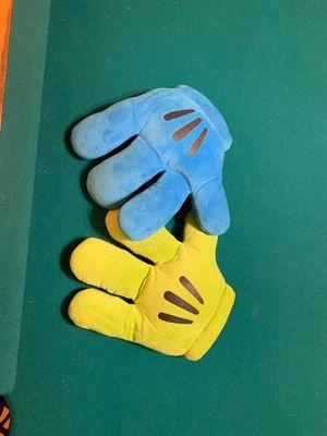 DisneyWorld Mickey Hands for Sale in Miramar, FL