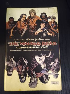 The Walking Dead: Compendium One for Sale in Haltom City, TX