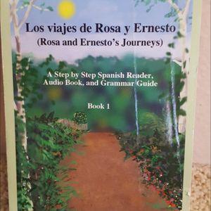 Los viajas de Rosa y Ernesto by R. Sturam required book for Spanish SCC for Sale in Edmonds, WA
