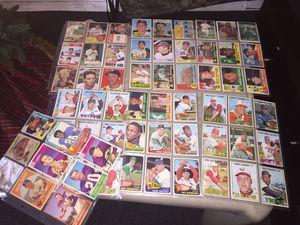 Vintage Baseball cards (all $50 dollars) for Sale in Monterey Park, CA
