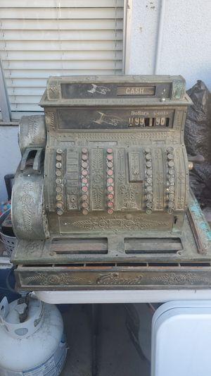 1917 national cash register for Sale in Lemoore, CA