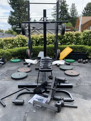 Solo flex muscle home gym weight fitness for Sale in Corte Madera, CA