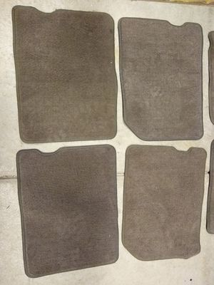 3rd Generation Toyota 4Runner floor mats - used for Sale in Puyallup, WA