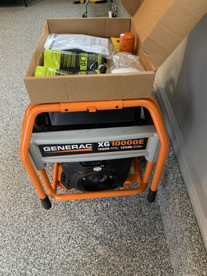 Generac XG10000E - Brand New Never Used for Sale in Cold Spring Harbor, NY