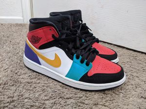 Jordan 1 size 8 rare color authentic for Sale in Los Angeles, CA
