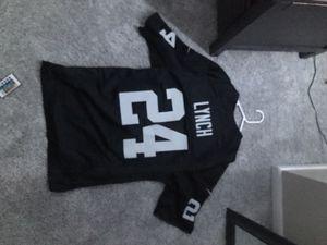 Las Vegas Raiders Marshawn Lynch Jersey for Sale in York, PA