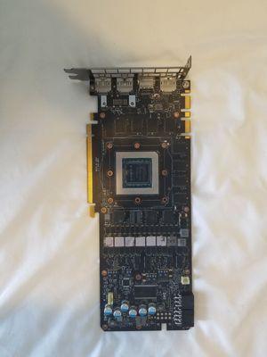 MSI GTX 1080 ti for Sale in Dallas, TX