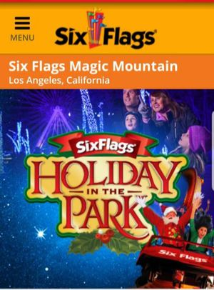 *****SIX FLAGS MAGIC MOUNTAIN TICKETS***** for Sale in Fresno, CA