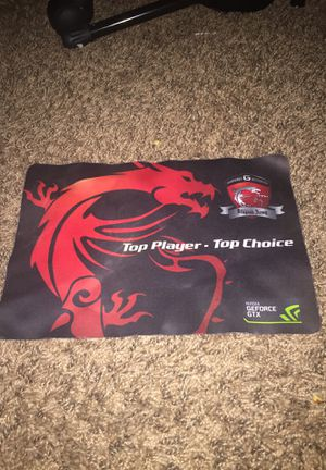 Gaming mouse pad for Sale in Everett, WA