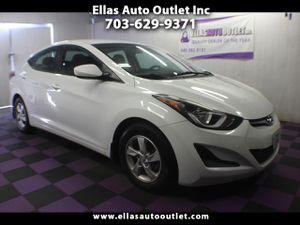 2015 Hyundai Elantra for Sale in Woodford, VA