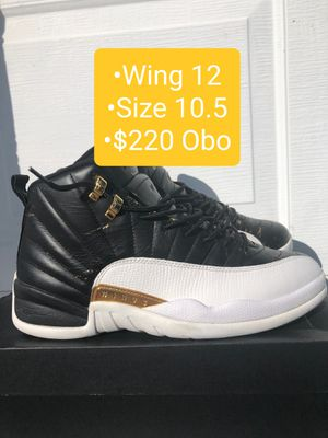 "Mens Nike Air Jordan Retro 12 ""Wings"" Size 10.5 $220 Obo for Sale in Winter Haven, FL"