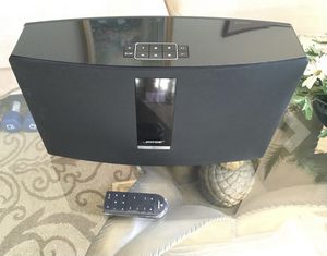Bose SoundTouch 30 WiFi/Bluetooth speaker for Sale in Vacaville, CA