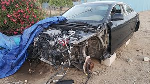 Audi a5 2009 for parts or take for Sale in Fontana, CA