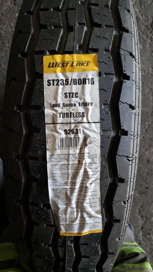 Trailer tires for Sale in Tacoma, WA
