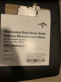 New bathroom weigh scale for Sale in Seattle,  WA