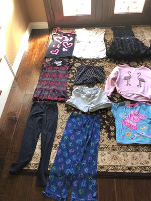 Kids clothing 10/12 10 items for Sale in Poway, CA