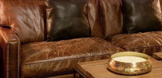Leather couch for Sale in Altadena,  CA